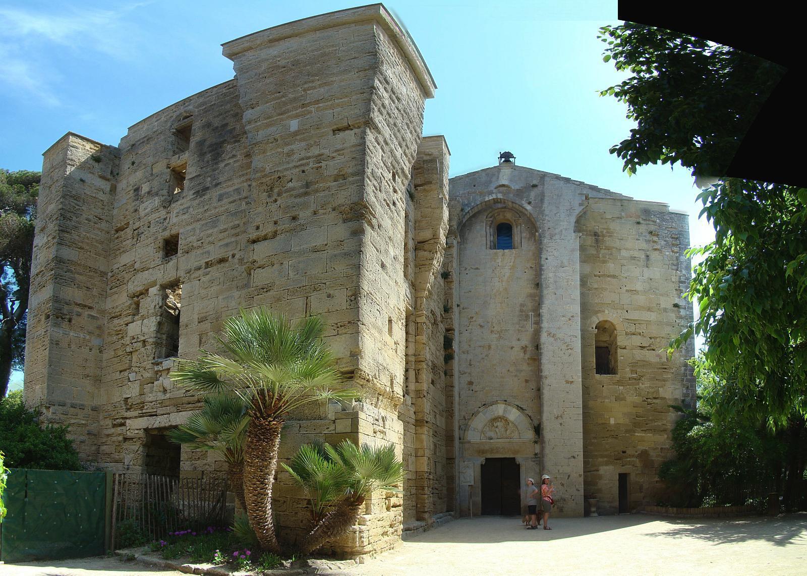 Image : Cathédrale de Maguelone