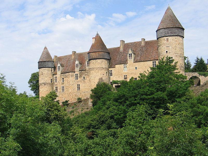 Château Forteresse de Culan