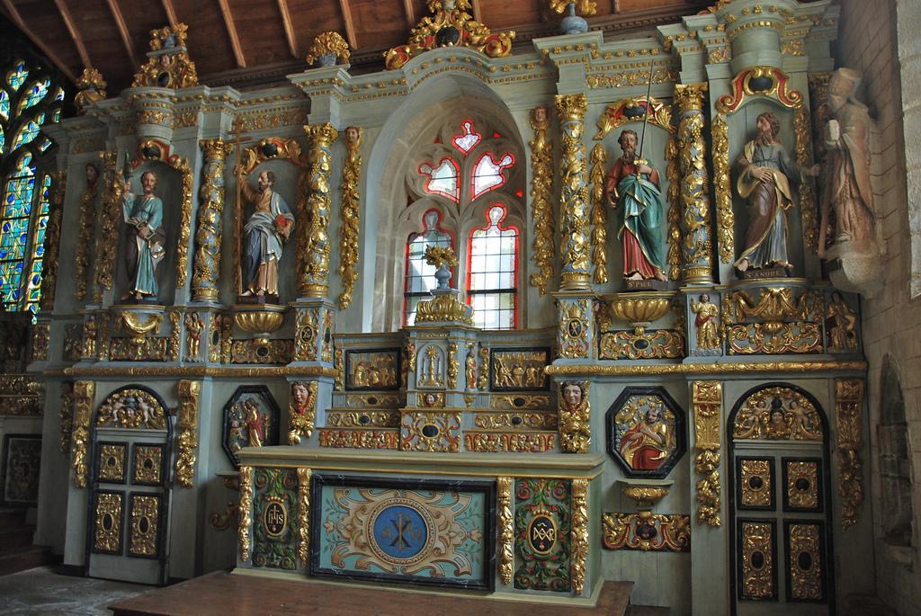 Image : Chapelle Sainte-Marie-du-Ménez-Hom