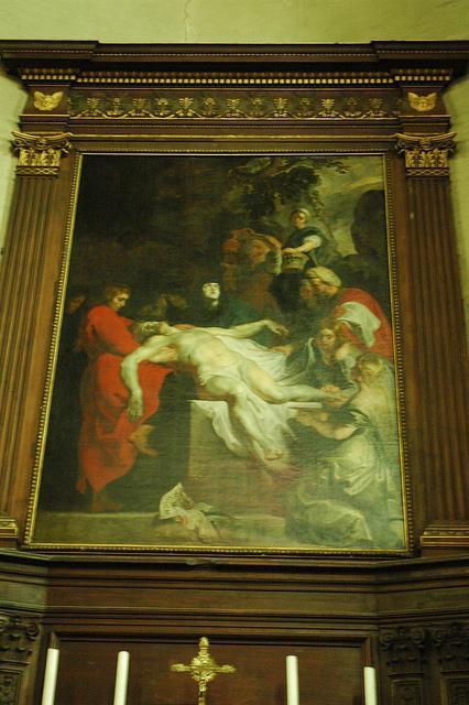 Mise au Tombeau de Cambrai - église Saint-Géry