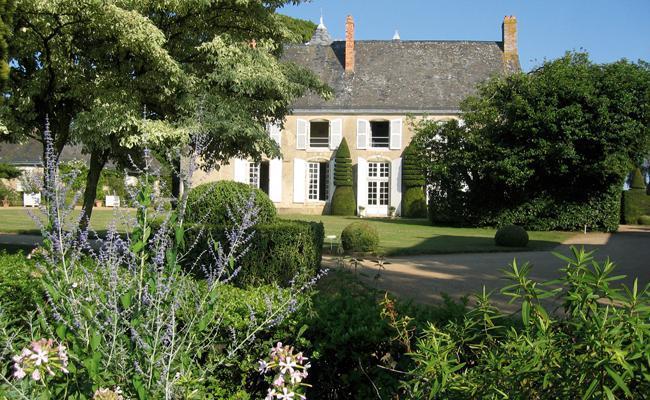 Manoir - Jardin de la Massonnière