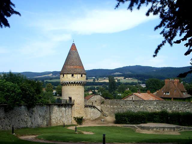 Musée d'art et d'Archéologie de Cluny, Parc abbatial