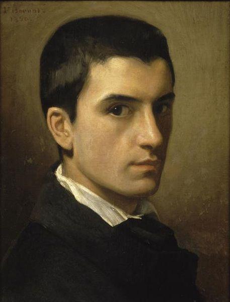 Musée Léon Bonnat, Autoportrait