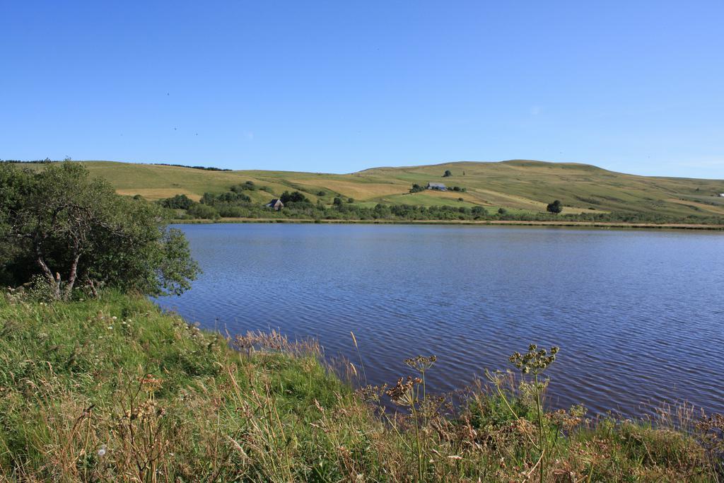 Réserve Naturelle des Sagnes de la Godivelle, le lac d'en-bas
