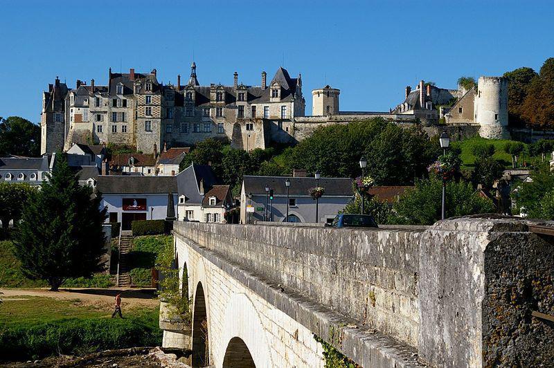 Saint-Aignan-sur-Cher, le château