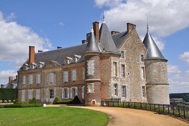 Château de Montmirail, Sarthe