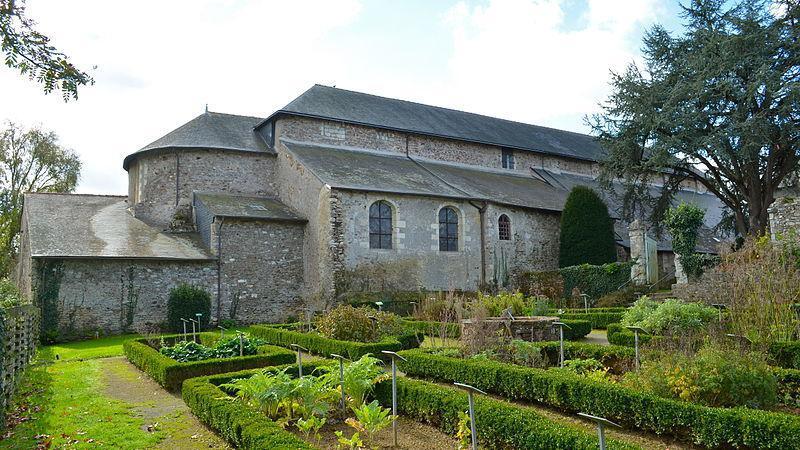 Abbatiale de Saint-Philbert-de-grand-lieu