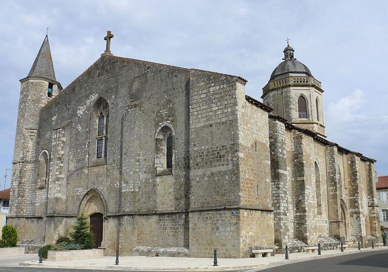 Vic-Fezensac - Eglise Saint-Pierre