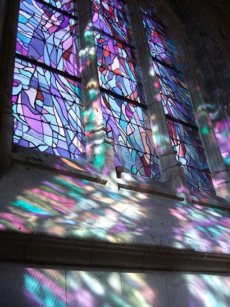 Vitraux de église du Saint-Sépulcre
