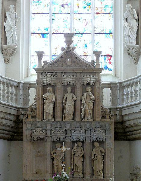 Vic-le-Comte, Sainte-Chapelle