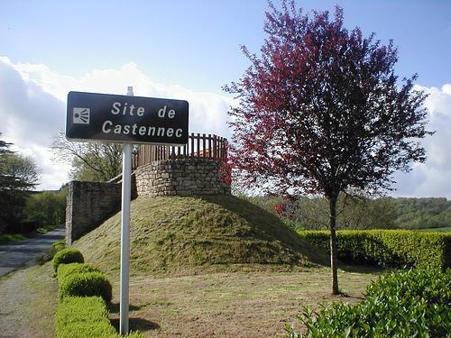 Site de Castennec