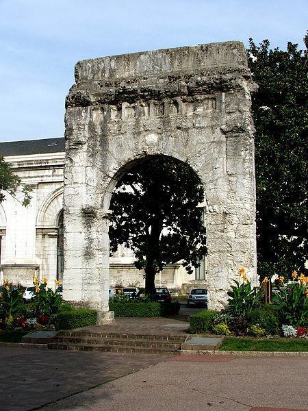 Vestiges romains d'Aix-les-Bains