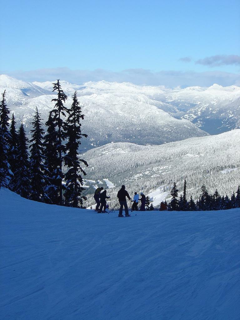 Station de ski de la Tania