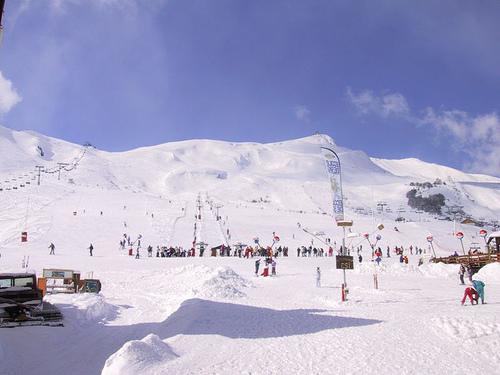 Station de ski du Toussuire