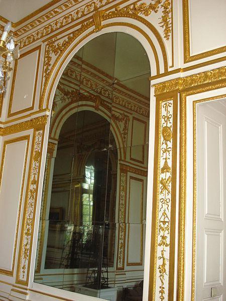 Hôtel Le Peletier de Saint-Fargeau - Cabinet doré