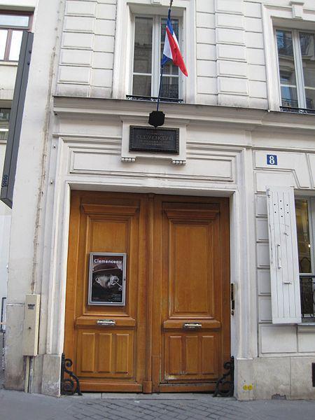 Appartement de Clémenceau