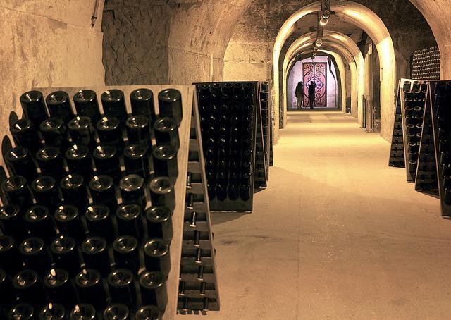 Caves de Champagne Taittinger
