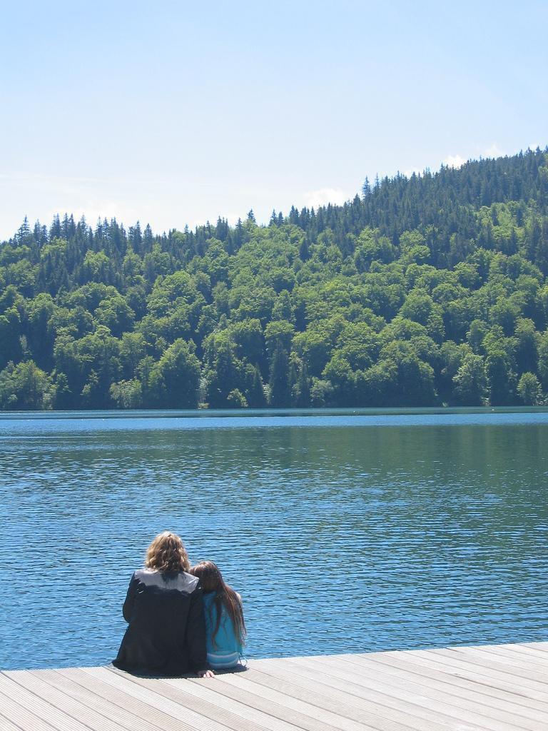 Lac Pavin_Besse et Saint Anastaise