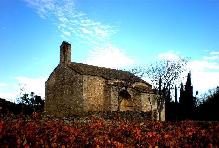 Image : Chapelle de Centeilles