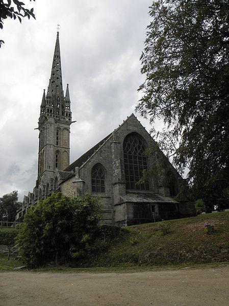 Image : Chapelle Notre-Dame de Lambader