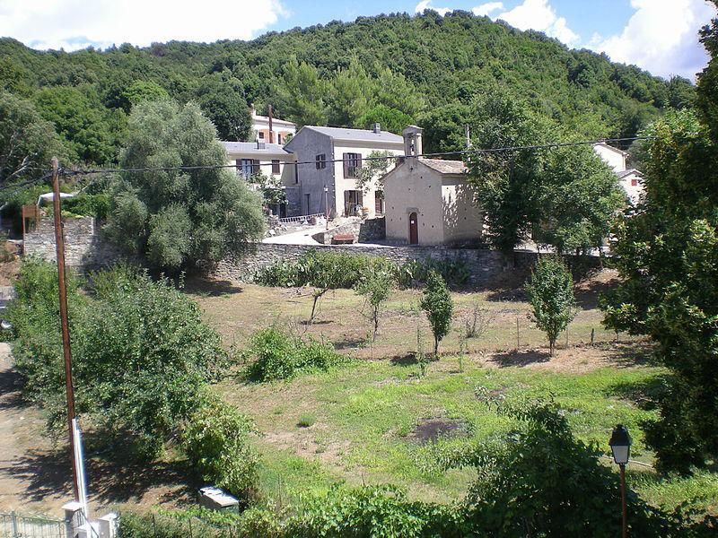 Chapelle Santa Maria Assunta de Favalello