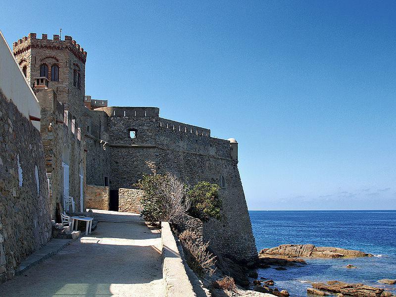 citadelle d'Algajola