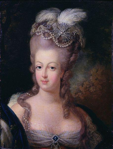 Marie-Antoinette : Portrait de Maurice Quentin de la Tour