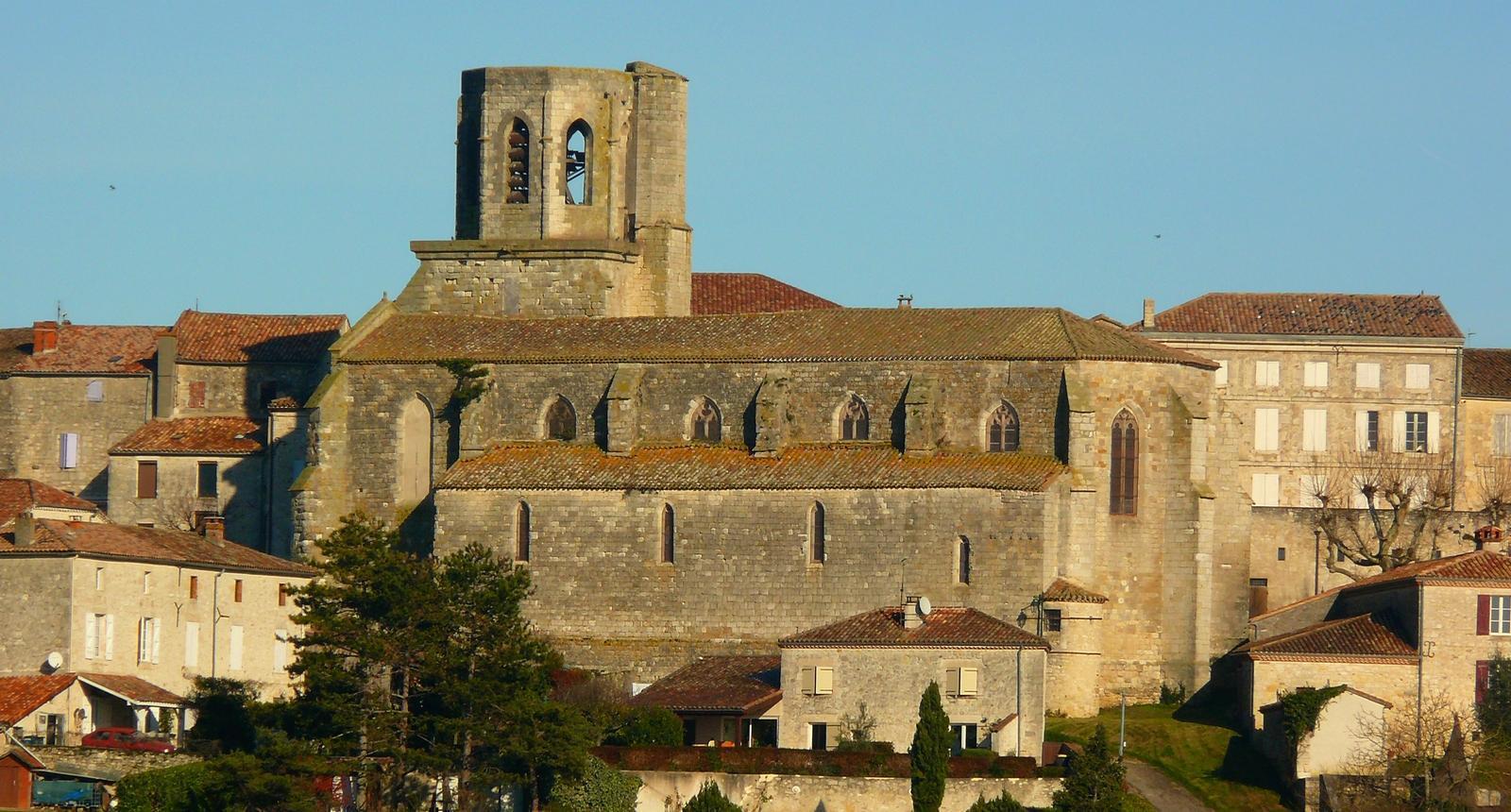 Eglise Saint-Barthélémy de Laplume