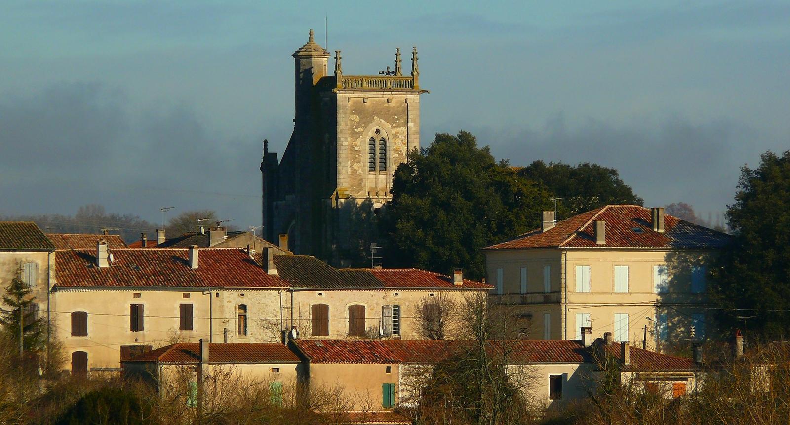 Eglise Saint-Louis de Lamontjoie