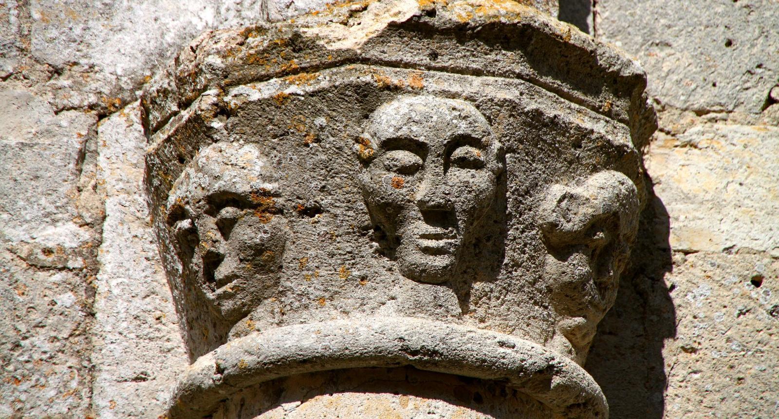 Eglise Saint-Pierre-de-Cazaux à Laplume