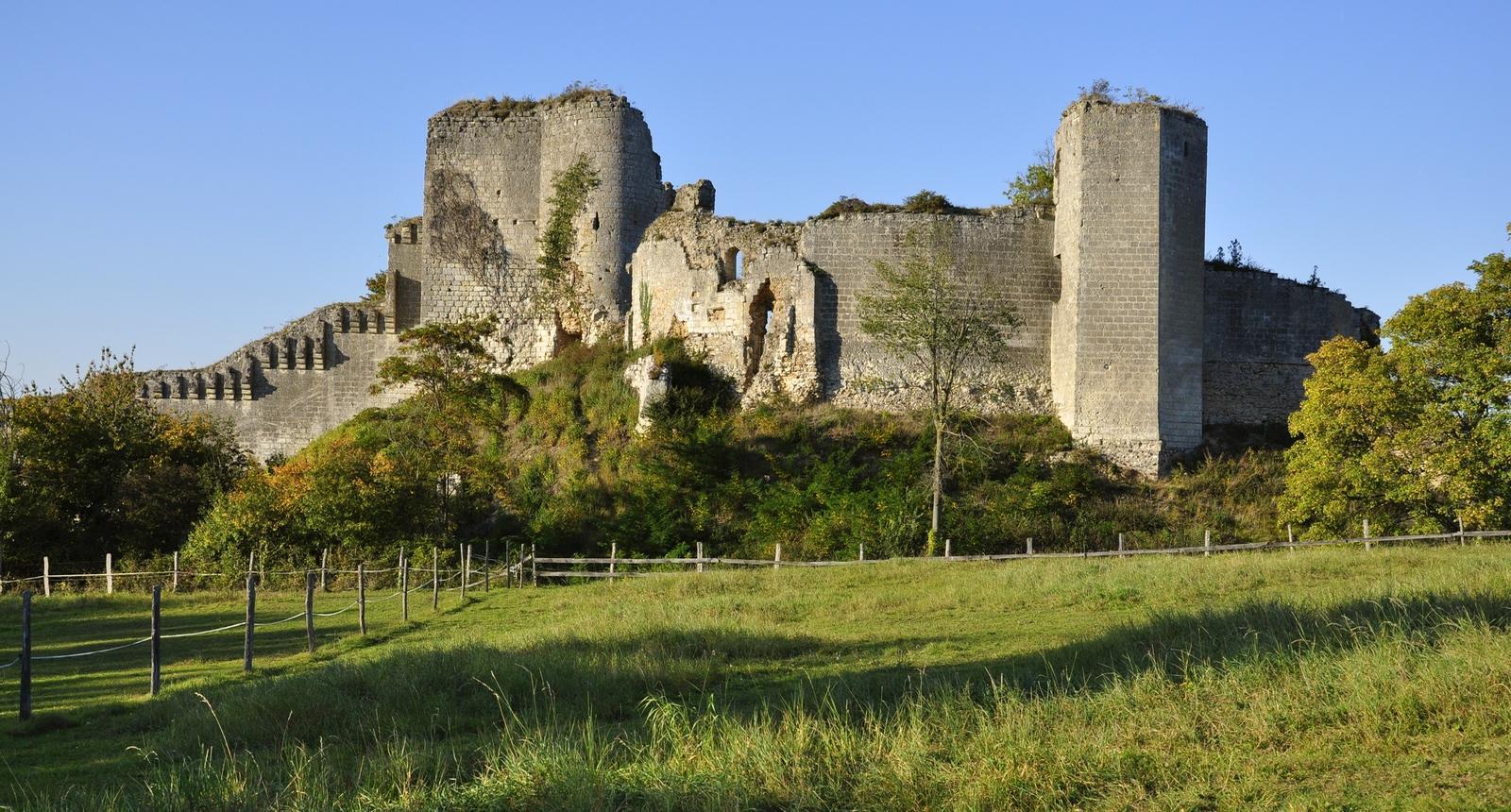 Château de Montoire-sur-le-Loir