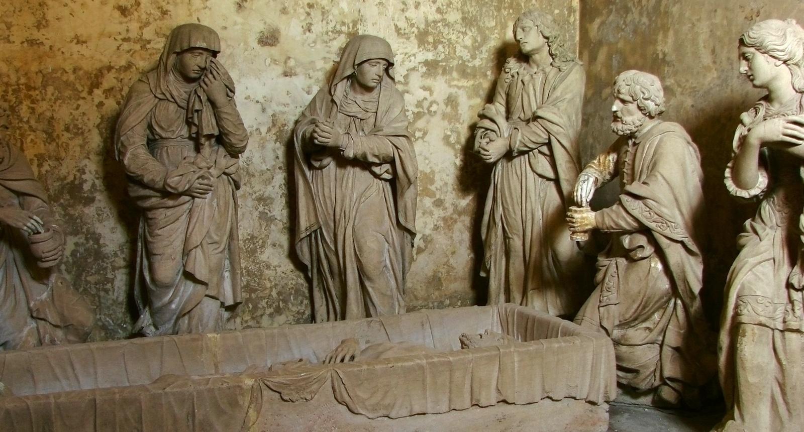 Sépulcre d'Arc-en-Barrois