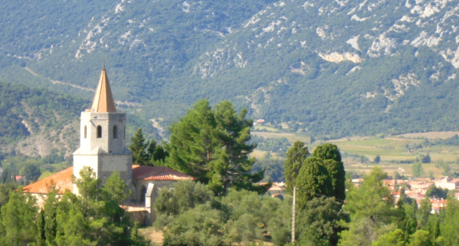 Église Notre-Dame de Laval de Caudiès-de-Fenouillèdes