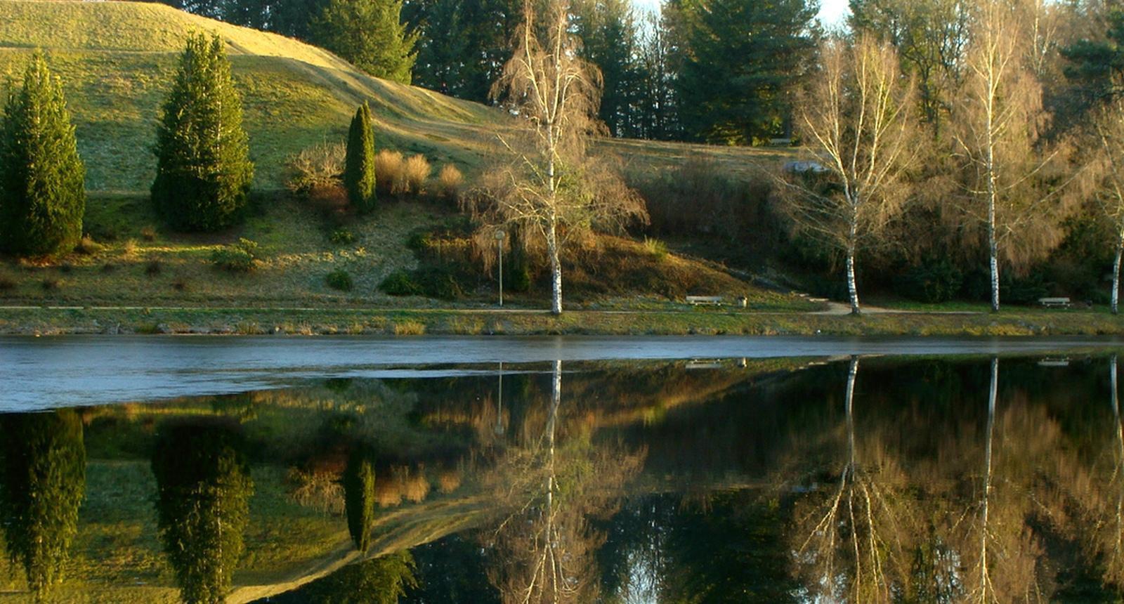 Le lac d'Egletons