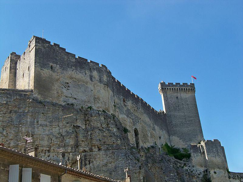 Image : Château de Beaucaire
