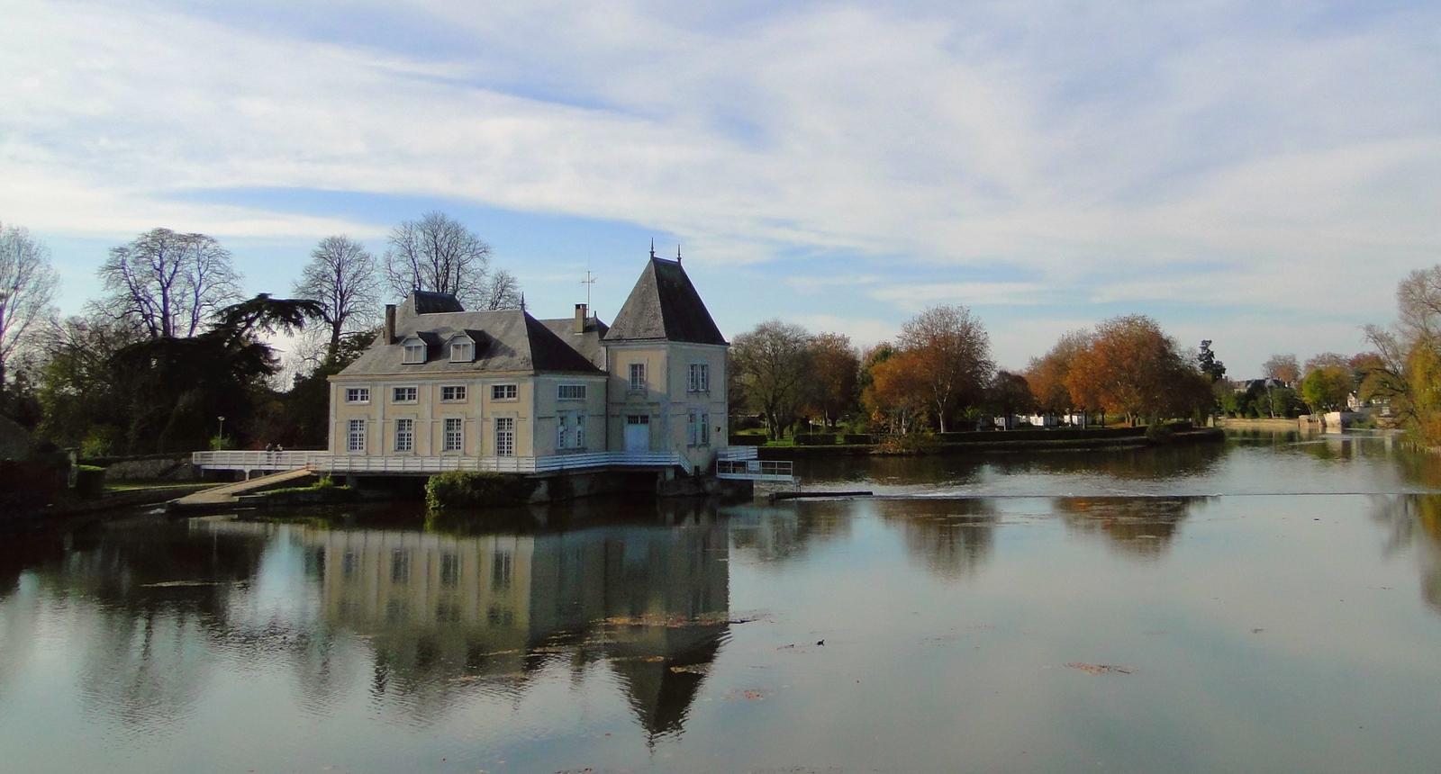 Le Loir à La Flèche