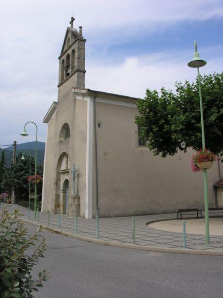 Eglise de Lalevade-d'Ardèche