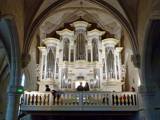 Eglise et Orgue de Pontaumur