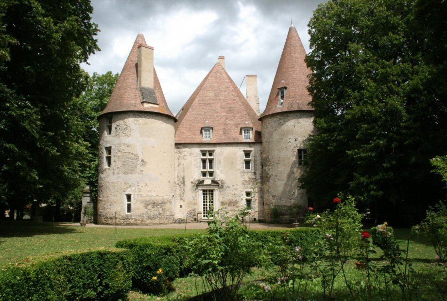 Château de Bellenaves