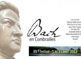 Festival Bach en Combrailles