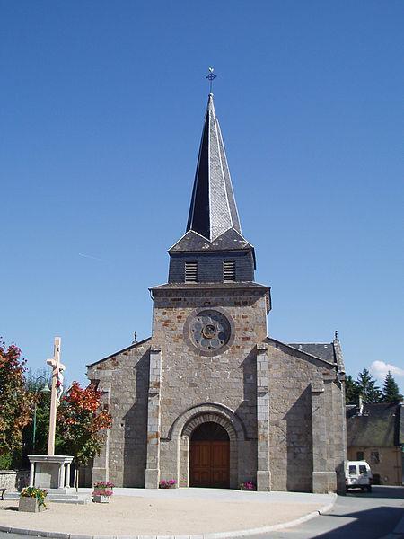 Eglise de Giat