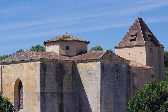 Image : Abbaye de Paunat