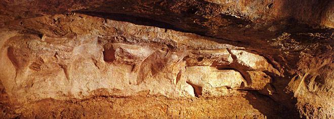Image : Frise sculptée du Cap Blanc