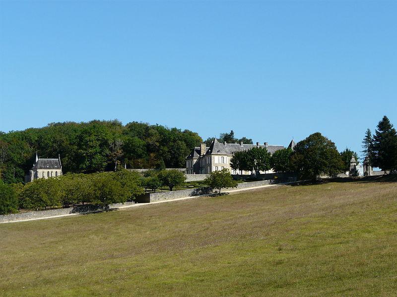 Parc et jardins du Château de Lacoste