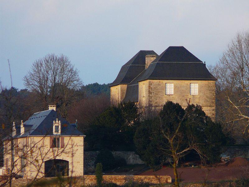 Château de Mellet