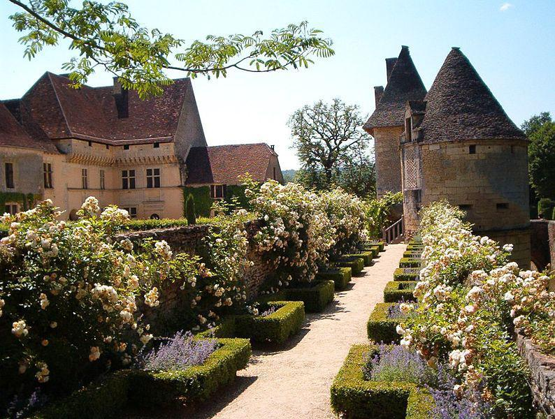 Image : Jardins du Château de Losse