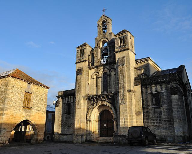 Image : Office de Tourisme* de Villefranche-du-périgord