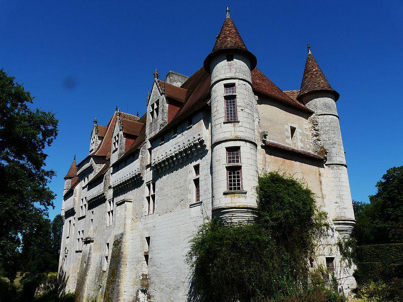 Image : Parc botanique du château de Neuvic