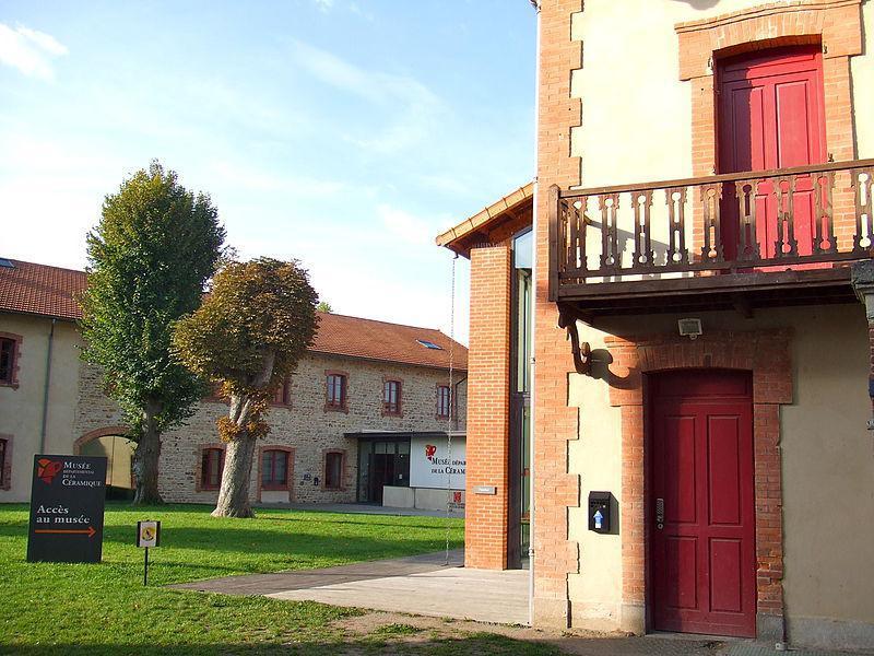 Musée de Céramiques gallo-romaines, Lezoux
