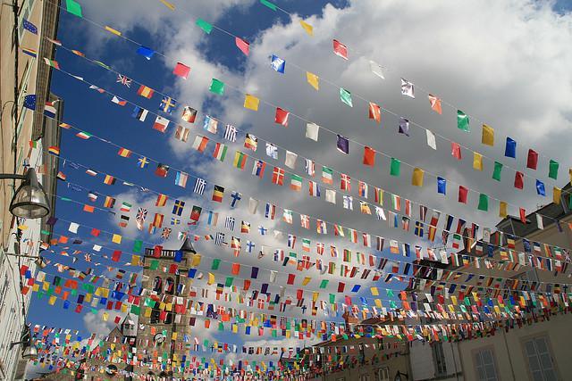 """Gannat, Festival """"Les cultures du Monde"""""""
